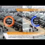 Hanwha Techwin Europe (Samsung Security) – nuove telecamere e NVR 4K con compressione H2.65